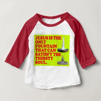 Fontänen som kan tillfredsställa den törstiga tee shirt
