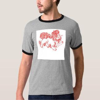 Foo hundutslagsplats t-shirt