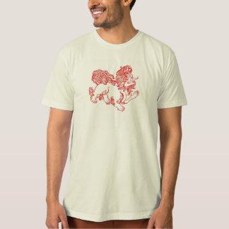 Foo hundutslagsplats tee shirt