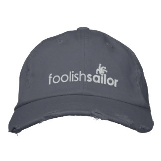 FoolishSailor broderade hatten Kepa
