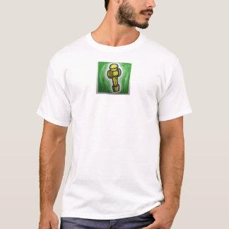 Foosball spelaremålning t shirt