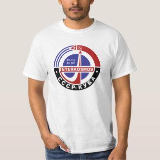 För 80-talsovjet för INTERKOSMOS Интеркосмос Tee Shirts