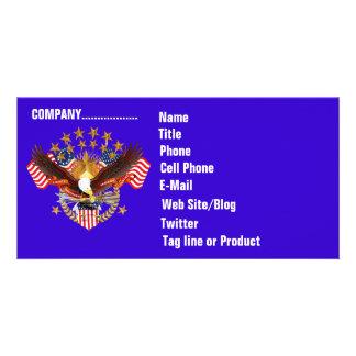 För affärsfoto för SOA 2 horisontalkort. Behaga Fotokort