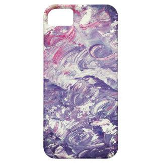 För akrylmålning för original abstrakt iphone case iPhone 5 fodraler