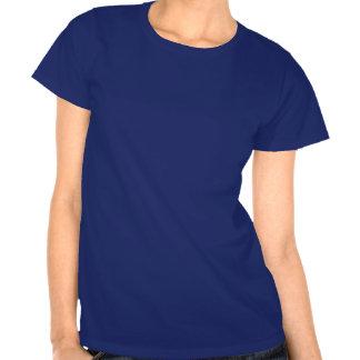 För Alaska Plein för damer underbar reträtt för må T-shirt