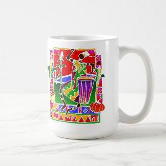 För alla har vi den Kwanzaa muggen Kaffemugg