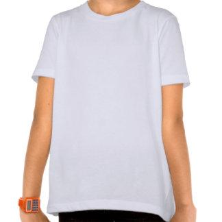 För amerikandräkt för beställnings- flickor tröja
