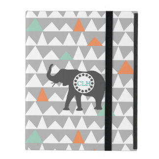 För Andes för stam- elefant Aztec namn för iPad Skal