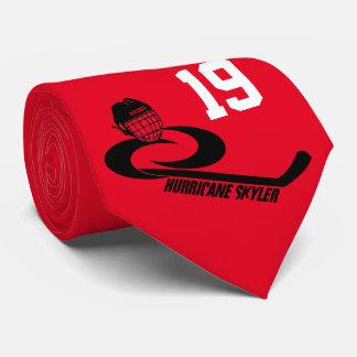 För anpassadelag för orkan SKYLER Tie för hockey Slips