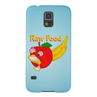 För Apple för råkostmatslagsmål banan Verses Galaxy S5 Fodral