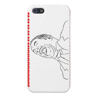 för awwww rofl för lol för ursinne yeah komisk iPhone 5 cover