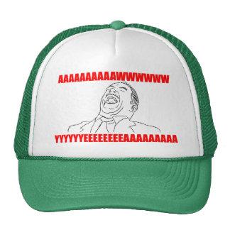 för awwww rofl för lol för ursinne yeah komisk trucker kepsar