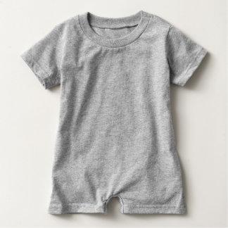 För bebisromper för framtida surr pilot- kostym t-shirt