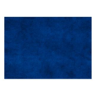 För blåttpapper för vintage midnatt mall för set av breda visitkort