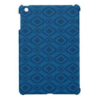 För blåttTapestry för indian indisk kortkort för i iPad Mini Fodral