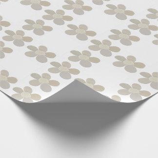 För blommaCollage DIY för textil materiell färg Presentpapper