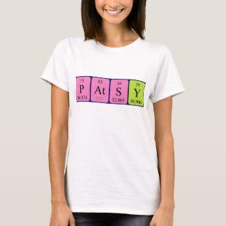 För bordnamn för Patsy periodisk skjorta Tröjor