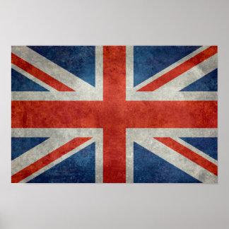 För brittisk facklig tryck för konst för stil