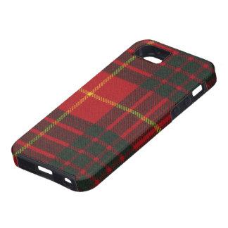 för Cameron för iPhone 5 tryck för Tartan klan iPhone 5 Cases