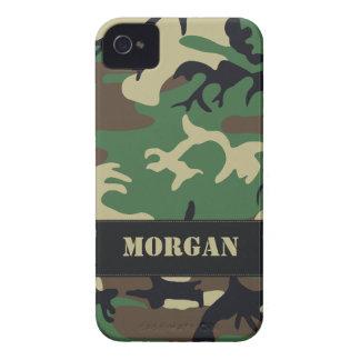 För Camo för anpassade militärt fodral iPhone 4 iPhone 4 Case-Mate Skydd
