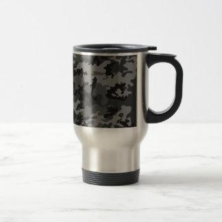 För Camo för anpassningsbar svart travel mug rostf Kaffe Muggar