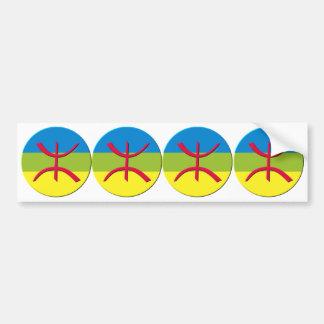 för carosseriebil för 4 klistermärkear amazigh för bildekal