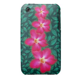För CollageiPhone 3G/3Gs för öken rosa fodral iPhone 3 Case