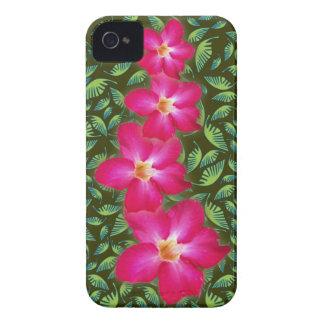 För CollageiPhone 4 för öken rosa fodral iPhone 4 Case-Mate Fodraler