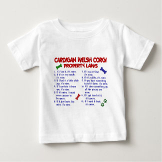 För CORGIegendom för KOFTA WALESISKA lagar 2 Tee Shirts