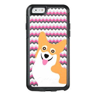 För Corgivalp för lycklig Pembroke walesisk sparre OtterBox iPhone 6/6s Skal