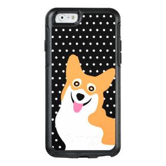 För Corgivalpen för den lyckliga pembroken pricker OtterBox iPhone 6/6s Skal