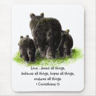 För Corinthians13:4 för Scripture 1 kärlek är Musmatta