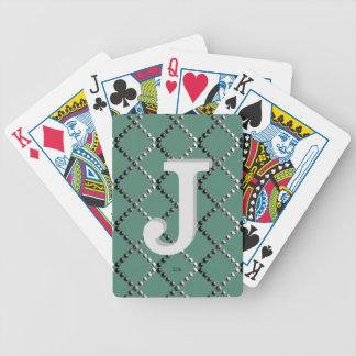 För Criss för U-plockafärg St för metall korsning Spelkort