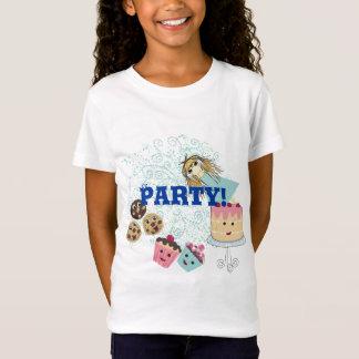 För dagfödelsedag för Anime Magical T-tröja Tee Shirts