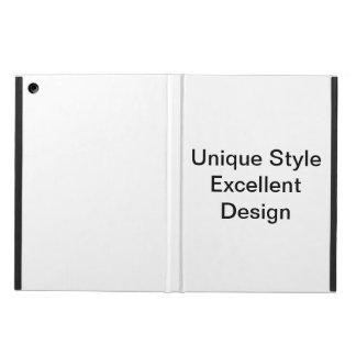 För designipad för unik stil utmärkt aircase iPad air skydd