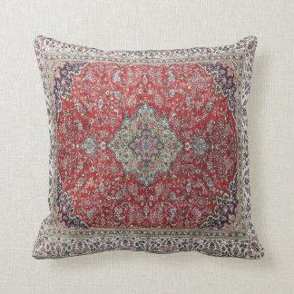 För designpolyester för vintage orientalisk kudde