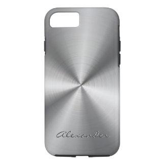För designrostfritt stål för silver grå metallisk