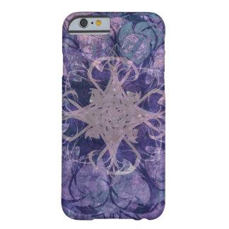 För designtelefon för nätt lavendel stam- Celtic Barely There iPhone 6 Fodral