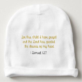 För detta barn har jag bett, 1 Samuel bibel