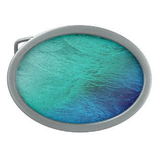 För Digital för havhavsvatten bältet konst spänner