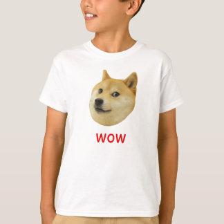 För Doge wow mycket mycket hund sådan Shiba Shibe Tee Shirt