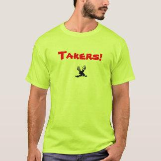 För DP TakersT-tröja utomhus T-shirts