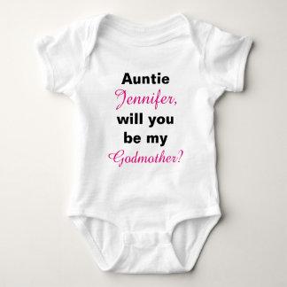 För Du Vara My för Auntie Ska Bodysuit för baby Tshirts