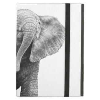 För elefantiPad för baby afrikanskt fodral