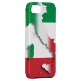 För flaggaiPhone 5 för italien italiensk iPhone 5 Case-Mate Skal