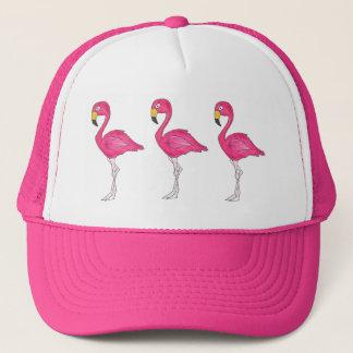 För FlamingoFlamingos för shock rosa tropisk hatt Keps