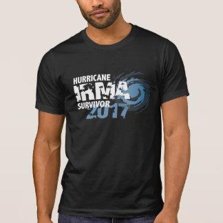 För Florida 2017 för orkanIrma överlevande skjorta T-shirts