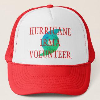 För Florida för ORKANIRMA VOLONTÄR hatt katastrof Truckerkeps