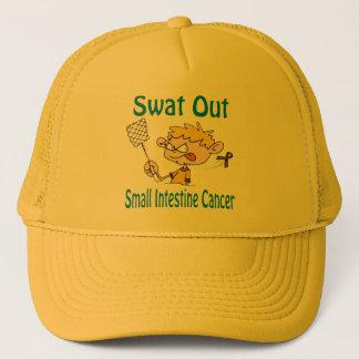 För flugsmälla Liten-Inälva-Cancer ut hatt Keps