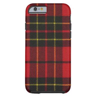 för fodralBrodie för iPhone 6 fodral rött modernt Tough iPhone 6 Fodral